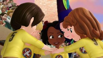 Sofia the First: Season 2: A Tale of Two Teams