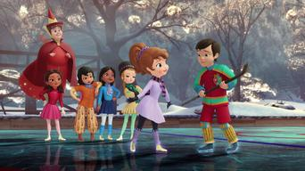 Sofia the First: Season 2: Lord of the Rink