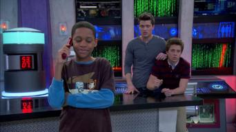Lab Rats: Season 1: Drone Alone