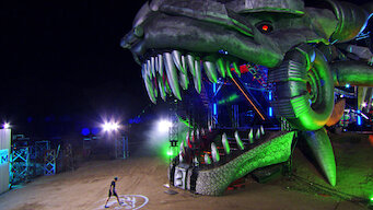 Ultimate Beastmaster Mexico: No Mercy: Season One Finale