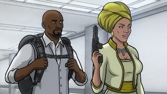 Archer: Season 6: Three to Tango